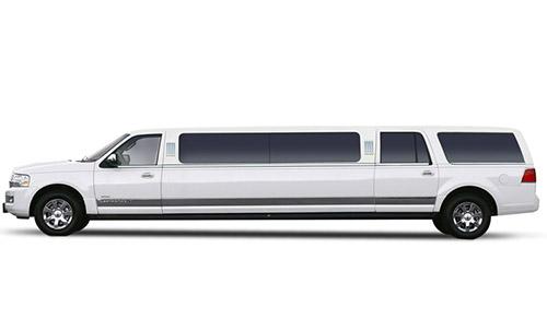 14 Passenger SUV Limousine